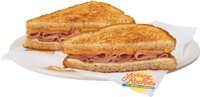 grilled ham and chees